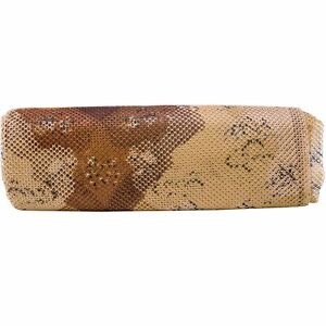 US Genuine Issue Camouflage 6 Color Desert Sniper Veil/Fabric Netting 5' x 8'