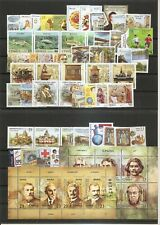 SERBIA,SERBIEN 2018,COMPLETE YEAR,ANNO COMPLETA,JAHRGANG ,PLUS  RED CROSS,MNH