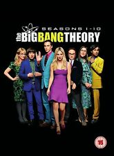 THE BIG BANG THEORY Complete Season 1+2+3+4+5+6+7+8+9+10 DVD Box Set R4