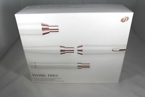 Whirl TrioT3 Styling Wand With 3 Interchangeable Barrels #36