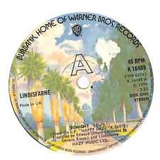 "Lindisfarne - Tonight - 7"" Record Single"