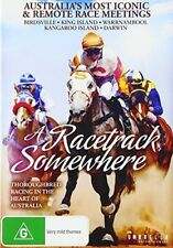 Racetrack Somewhere (2016, DVD NIEUW)