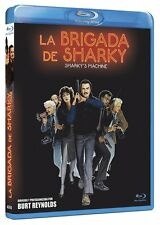 SHARKY'S MACHINE  **Blu Ray B** Burt Reynolds