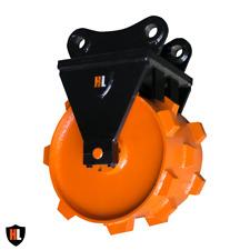 Compaction Wheel 1-2 Tonne including VAT