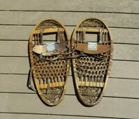 WW2 US Army Military 10th Mountain Division Snow Shoes 1945