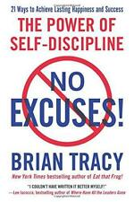 No Excuses: The Power of Self-discipline di Tracy , BRIAN LIBRO TASCABILE 9781