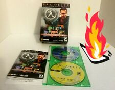 🕹️🔥 Half-Life Game of the Year Edition 1999 counter strike 2 DISCS FAST SHIP