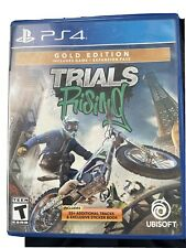 New listing Trials Rising Video Game Gold Edition PlayStation 4 - Used