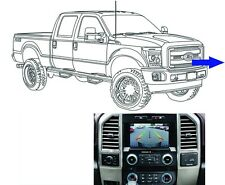 "2013-16 Super Duty Grille Mount Front Camera Kit for 8"" Displays"