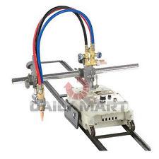 New CG1 Semiautomatic Torch Track Burner Cutting Trolley Car Flame Machine