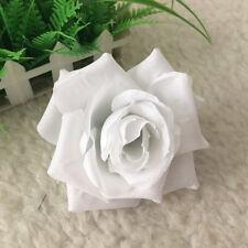 Lot 10/50/100pcs Faux Silk Rose Flower Bouquet Home Garden Wedding Party Decor