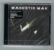 MAGNETIC MAN - DEBUT ALBUM - CD 14 TITRES - 2010 - NEUF NEW NEU