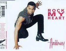 HADDAWAY : ROCK MY HEART / CD - TOP-ZUSTAND