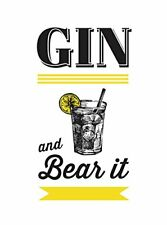 Gin and Bear It (Drinks) By Summersdale