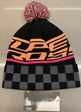 Rapha Cross Bobble Hat Beanie Black Brand New With Tag One Size