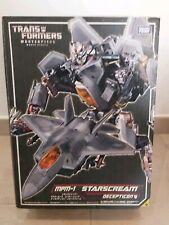 Rarissimo Transformers STARSCREAM MPM-01 MPM-1 Tomy Takara Masterpiece