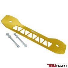 TruHart Rear Subframe Sub Frame Brace Honda Civic & Si 06-15 & ILX 13+ Gold New
