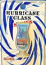 Hard Rock Cafe Chicago 3D Hurricane Glass Series 2016 HRC Pin LE New # 90471