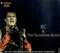 KC & the SUNSHINE BAND Collection 2CD Sigillato