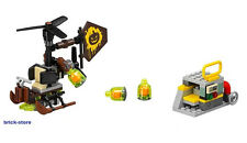 Lego ® Batman Movie 70913/Scarecrow fearful Face-Off/sin figuras