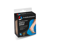 Thermoskin Ankle Wrap Elastic Support Size L XL 86605 Reduces Swelling