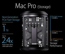 NEW PULLS Apple MZ-JPV512R/0A1 512GB SSUBX FLASH SSD HEATSINK Mac Pro 2013 $129