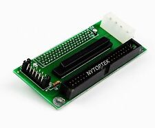 SCA 80 PIN TO SCSI 68 IDE 50 Adapter SCSI SCA 80 PIN TO 68 50 PIN SCSI Adapter