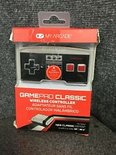 My Arcade GamePad Classic Wireless Controller for NES Classic Edition F2C