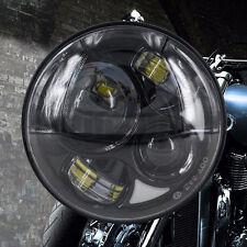 """7"""" LED SCHEINWERFER 45W MOTORRAD UNIVERSAL für Harley Davidson CE-Zertifizierung"""