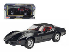 CHEVROLET CORVETTE 1979 1:24 Car Metal Model Die Cast Models Diecast Miniature