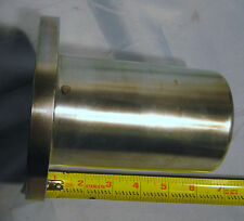"Solid Boat Shaft Coupler Coupling, 2"" - 1 3/4"", 5 3/4"" Flange, 6"" Overall Length"