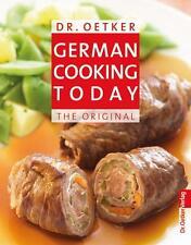 Englische Bücher über Kochen & Genießen Dr. Oetker -