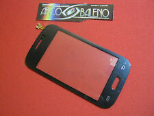 VETRO+ TOUCH SCREEN per SAMSUNG GALAXY YOUNG GT S6310 S6310N NERO display