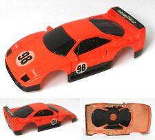 1991 TYCO TCR Ferrari #98  F-40 Slot Car BODY RARE 6464