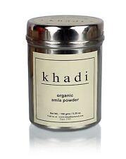 Khadi Organic Amla Powder Natural Hair Conditioner & Scalp Cleanser - 150gm