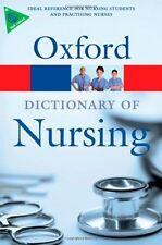A Dictionary of Nursing (Oxford Paperback Reference),Elizabeth Martin, Tanya Mc
