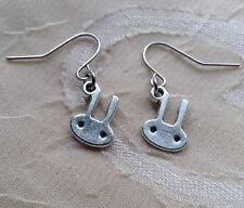 NEW Cute Simple Bunny Earrings Rabbit Trendy Fashion Jewelry Hippie Unique
