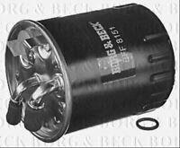 BORG & BECK FUEL FILTER FOR MERCEDES-BENZ C-CLASS DIESEL 2.2 150KW
