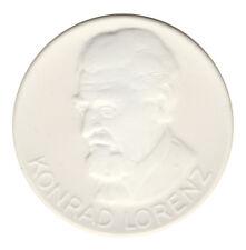 DEUTSCHLAND - Konrad Lorenz - POUR le MERITE - PORZELLAN - ANSCHAUEN (12393/371N