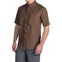 214d2625d Secado rápido Sol Protector Anti-UV Informal Camisa Top de pesca ...