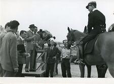 RENE CLAIR GERARD PHILIPE PHOTO DE PRESSE CINEMA
