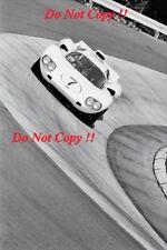 Phil Hill & Jo Bonnier Chaparral 2D Nurburgring 1000 Km's 1966 Photograph 3