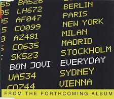 Bon Jovi Maxi CD Everyday - Promo - Europe (EX+/EX+)