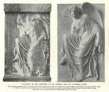 1900 Victory Ancient And Modern, Greek Sculptor Brutos