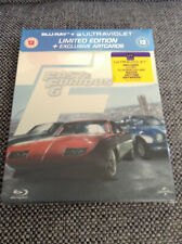 Fast & Furious 6 [Zaavi Exlusive] Blu-ray Steelbook NEW SEALED