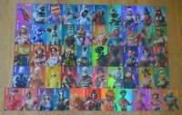 Panini Fortnite Serie 1 Trading Cards Holo Common Uncommon Rare Epic Legendary