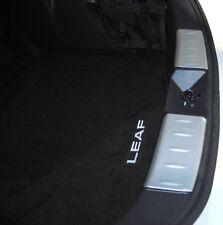 Nissan Leaf 2018 en la entrada de tronco ZE1 protege Protector de placas KE9675S020