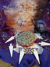 """20 Ingredient Smudge Mix """"Colors of The Wind"""" Amazing Custom Sage Mix!"""