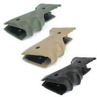 Hunting Pistol Rubber Protector Non-slip Grip Cover for M9 / M92