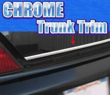 TOYOTA Rear Chrome Trunk Molding Trim All Models